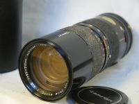 '   85-210mm FD AD2 -MINT- ' Tamron AD2 85-210MM 4.5 Zoom macro Lens Cased -MINT- £14.99